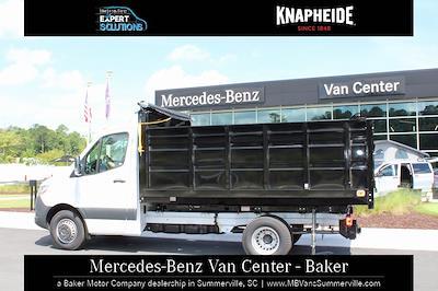 2020 Mercedes-Benz Sprinter 4500 Standard Roof DRW 4x2, Knapheide Landscape Dump #MV0117 - photo 16