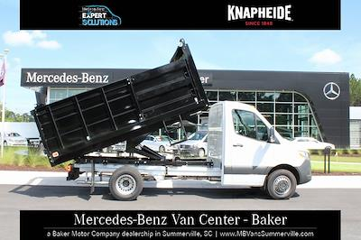 2020 Mercedes-Benz Sprinter 4500 Standard Roof DRW 4x2, Knapheide Landscape Dump #MV0117 - photo 7