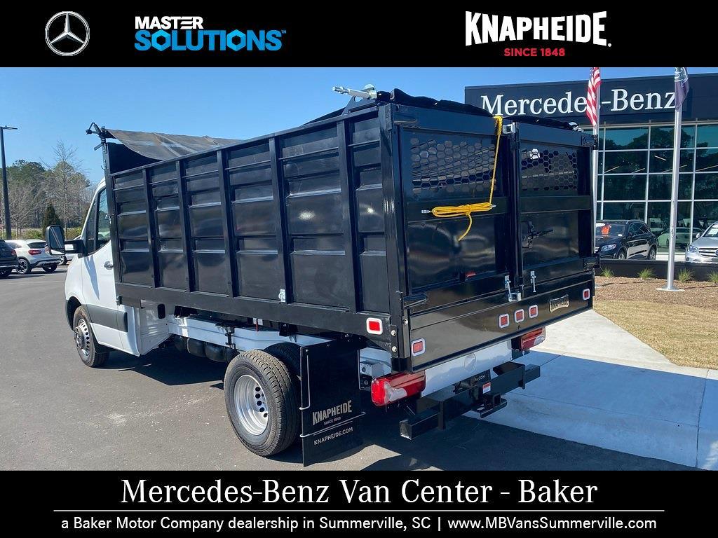 2020 Mercedes-Benz Sprinter 4500 Standard Roof DRW 4x2, Knapheide Landscape Dump #MV0118 - photo 5