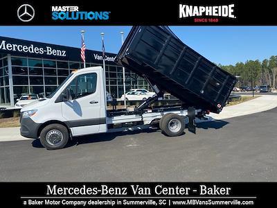 2020 Mercedes-Benz Sprinter 4500 Standard Roof DRW 4x2, Knapheide Landscape Dump #MV0118 - photo 3
