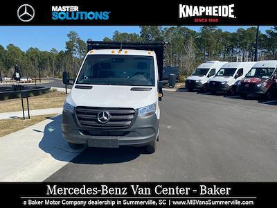 2020 Mercedes-Benz Sprinter 4500 Standard Roof DRW 4x2, Knapheide Landscape Dump #MV0118 - photo 4