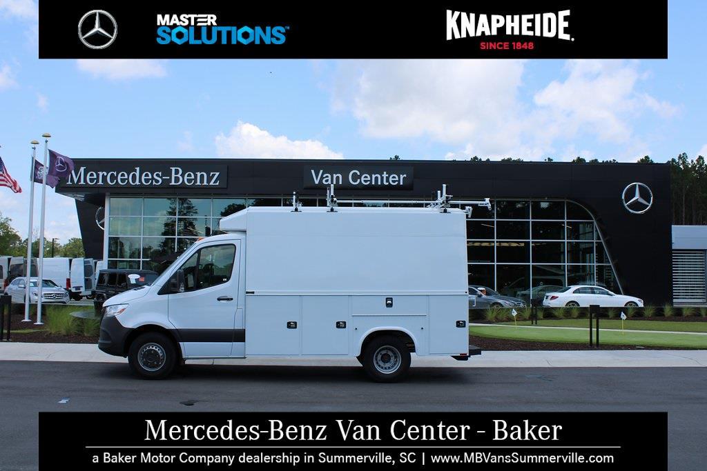 2020 Mercedes-Benz Sprinter 4500 Standard Roof DRW 4x2, Knapheide KUV Service Utility Van #MV0119 - photo 21