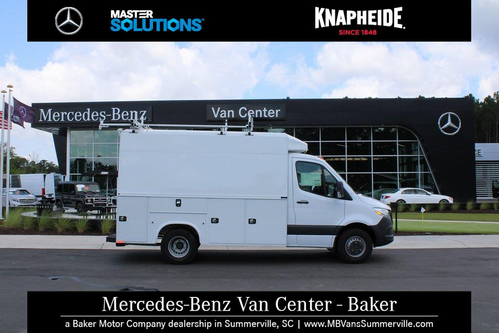 2020 Mercedes-Benz Sprinter 4500 Standard Roof DRW 4x2, Knapheide KUV Service Utility Van #MV0119 - photo 5