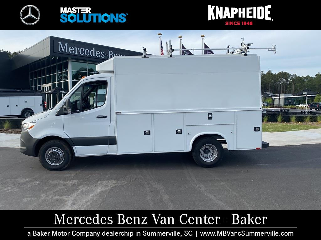 2020 Mercedes-Benz Sprinter 4500 Standard Roof DRW 4x2, Knapheide Service Utility Van #MV0120 - photo 1