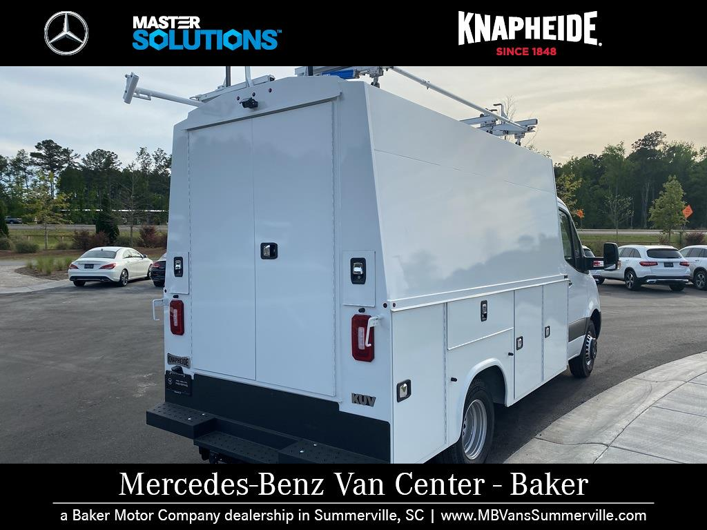 2020 Mercedes-Benz Sprinter 4500 Standard Roof DRW 4x2, Knapheide KUV Service Utility Van #MV0120 - photo 10