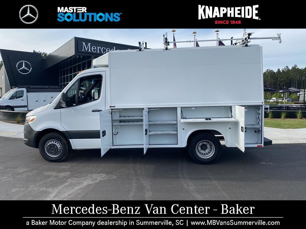 2020 Mercedes-Benz Sprinter 4500 Standard Roof DRW 4x2, Knapheide KUV Service Utility Van #MV0120 - photo 3