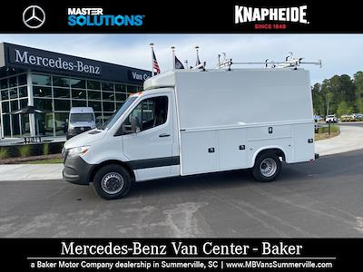2020 Mercedes-Benz Sprinter 4500 Standard Roof DRW 4x2, Knapheide KUV Service Utility Van #MV0120 - photo 7