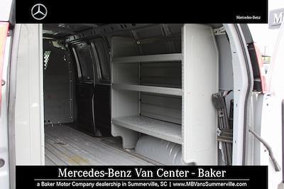 2016 GMC Savana 3500 4x2, Upfitted Cargo Van #MV0120A - photo 2