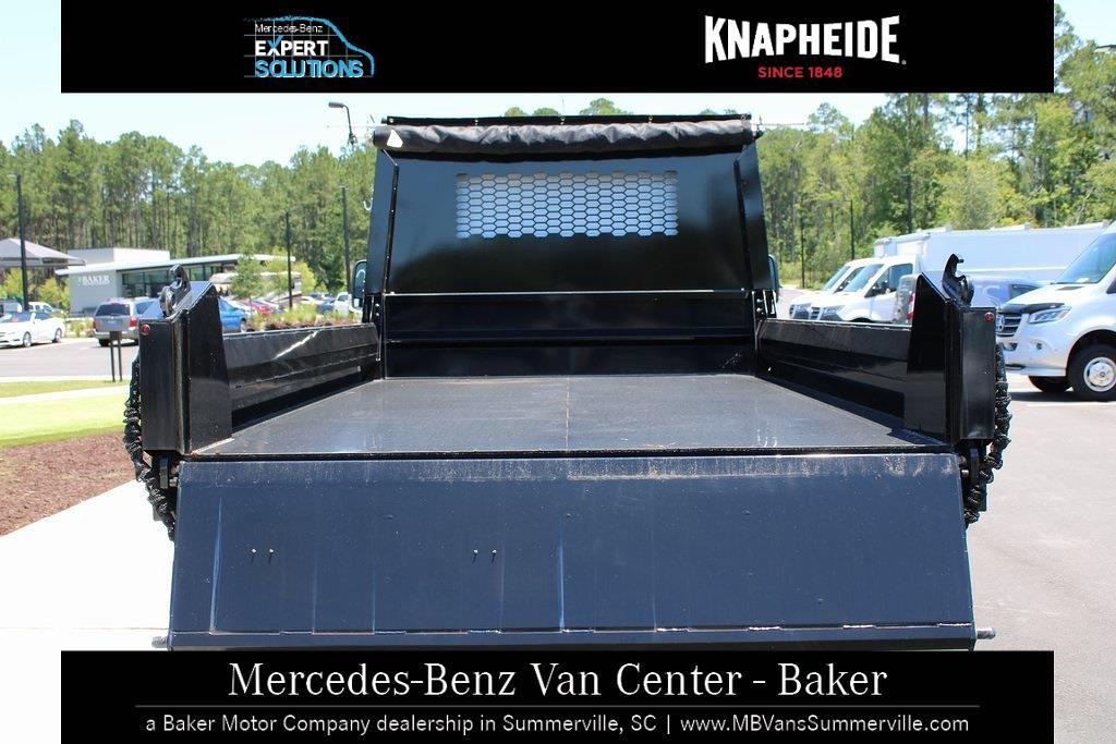 2020 Mercedes-Benz Sprinter 4500 Standard Roof DRW 4x2, Knapheide Drop Side Dump Body #MV0121 - photo 10