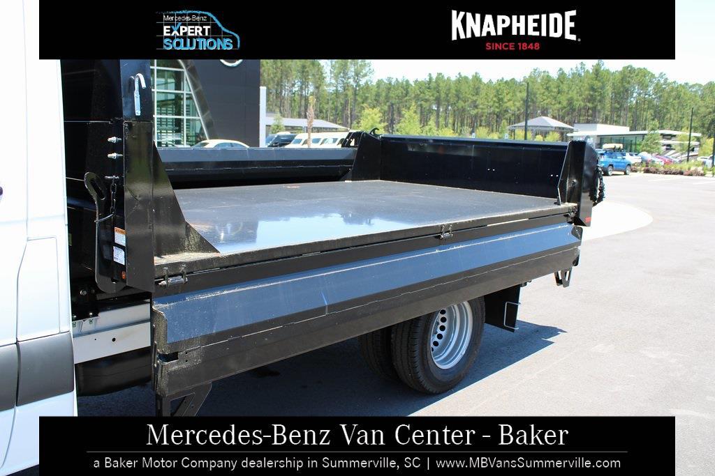 2020 Mercedes-Benz Sprinter 4500 Standard Roof DRW 4x2, Knapheide Drop Side Dump Body #MV0121 - photo 15