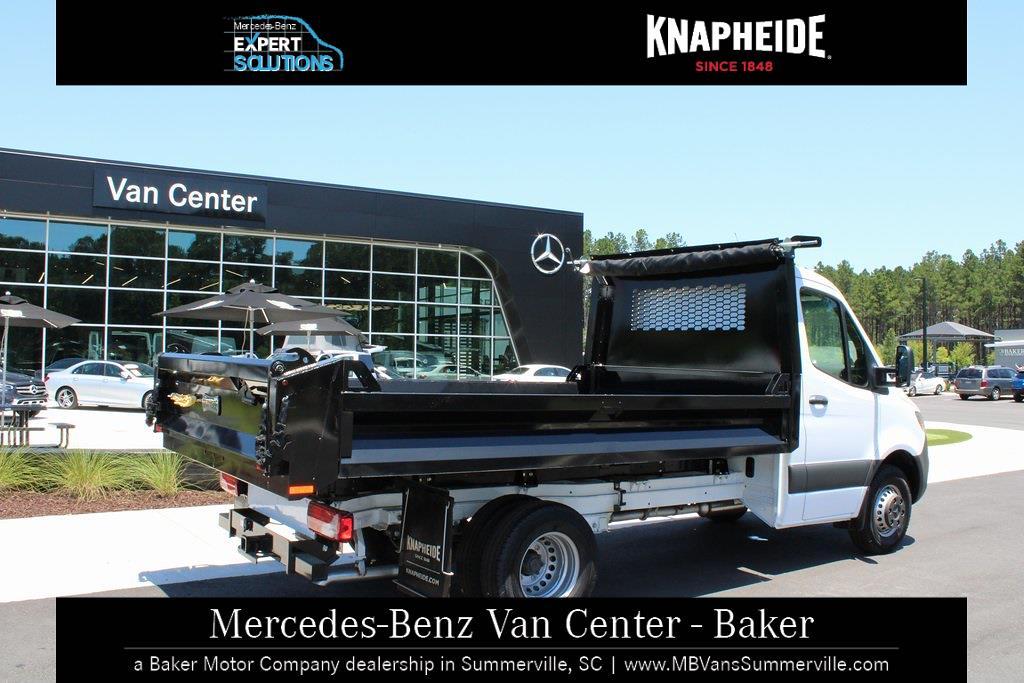2020 Mercedes-Benz Sprinter 4500 Standard Roof DRW 4x2, Knapheide Drop Side Dump Body #MV0121 - photo 7