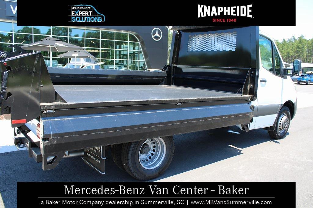 2020 Mercedes-Benz Sprinter 4500 Standard Roof DRW 4x2, Knapheide Dump Body #MV0121 - photo 1