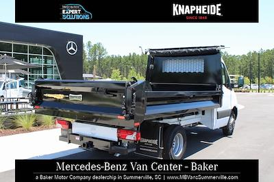 2020 Mercedes-Benz Sprinter 4500 Standard Roof DRW 4x2, Knapheide Drop Side Dump Body #MV0121 - photo 8