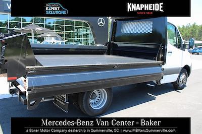 2020 Mercedes-Benz Sprinter 4500 Standard Roof DRW 4x2, Knapheide Drop Side Dump Body #MV0121 - photo 2