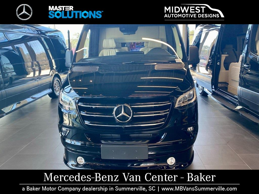 2020 Mercedes-Benz Sprinter 3500 High Roof 4x2, Midwest Automotive Designs Other/Specialty #MV0122 - photo 4