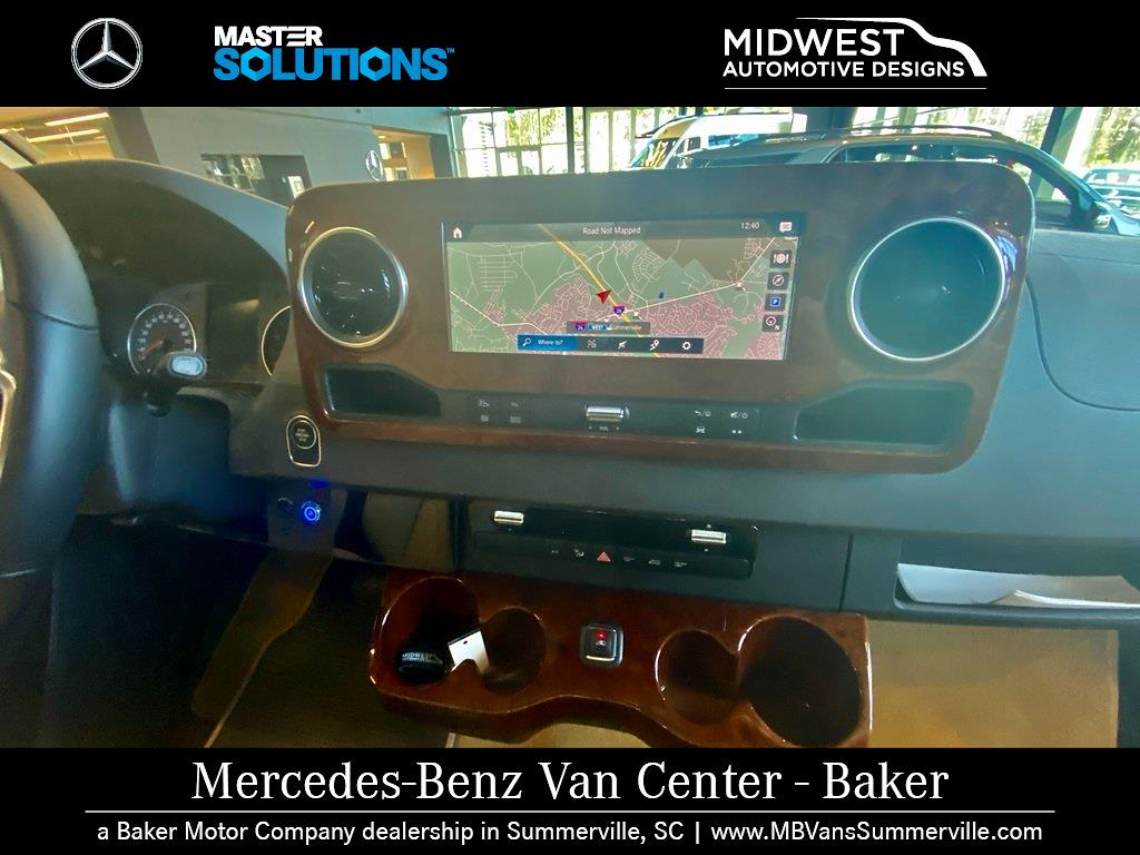2020 Mercedes-Benz Sprinter 3500 High Roof 4x2, Midwest Automotive Designs Other/Specialty #MV0122 - photo 8