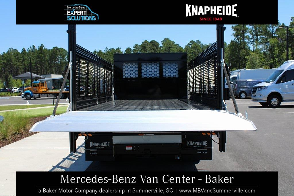 2020 Mercedes-Benz Sprinter 4500 DRW 4x2, Knapheide Value-Master X Stake Bed #MV0124 - photo 10