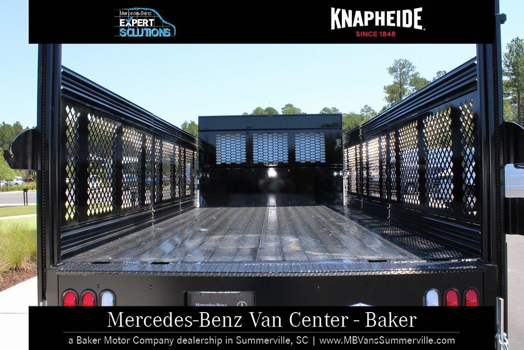 2020 Mercedes-Benz Sprinter 4500 DRW 4x2, Knapheide Value-Master X Stake Bed #MV0124 - photo 12