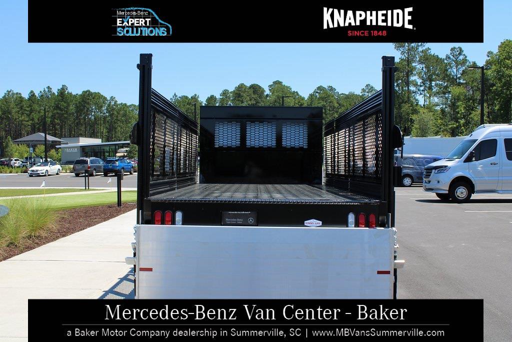 2020 Mercedes-Benz Sprinter 4500 DRW 4x2, Knapheide Value-Master X Stake Bed #MV0124 - photo 13