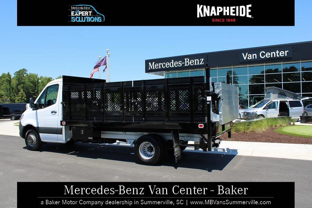 2020 Mercedes-Benz Sprinter 4500 DRW 4x2, Knapheide Value-Master X Stake Bed #MV0124 - photo 16