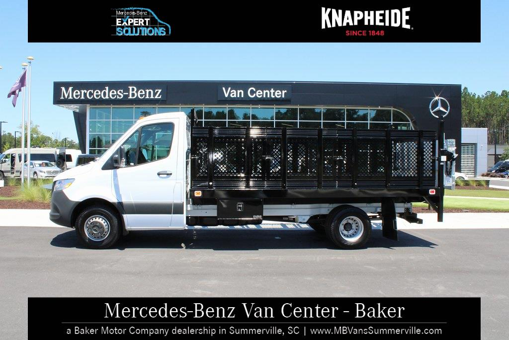 2020 Mercedes-Benz Sprinter 4500 DRW 4x2, Knapheide Value-Master X Stake Bed #MV0124 - photo 17
