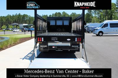 2020 Mercedes-Benz Sprinter 4500 DRW 4x2, Knapheide Value-Master X Stake Bed #MV0124 - photo 11