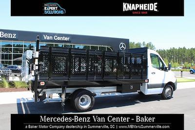 2020 Mercedes-Benz Sprinter 4500 DRW 4x2, Knapheide Value-Master X Stake Bed #MV0124 - photo 8