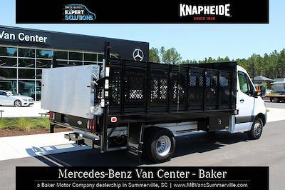 2020 Mercedes-Benz Sprinter 4500 DRW 4x2, Knapheide Value-Master X Stake Bed #MV0124 - photo 2