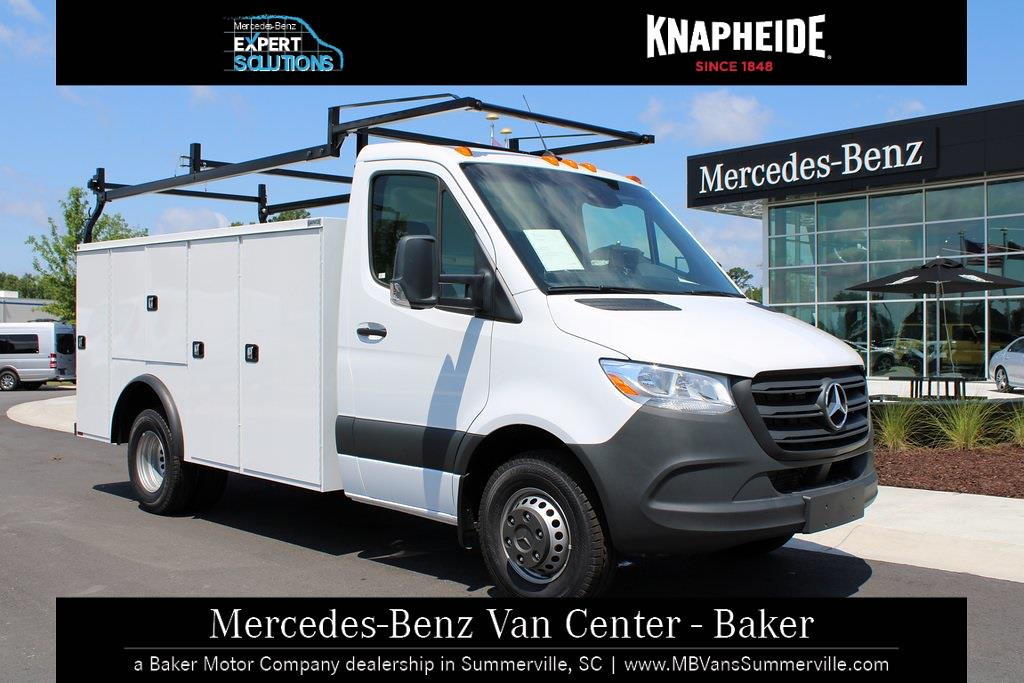 2020 Mercedes-Benz Sprinter 3500XD Standard Roof DRW 4x2, Service Body #MV0125 - photo 1