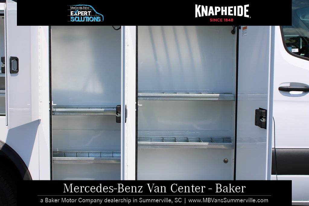 2020 Mercedes-Benz Sprinter 3500XD Standard Roof DRW 4x2, Knapheide Steel Service Body #MV0125 - photo 7