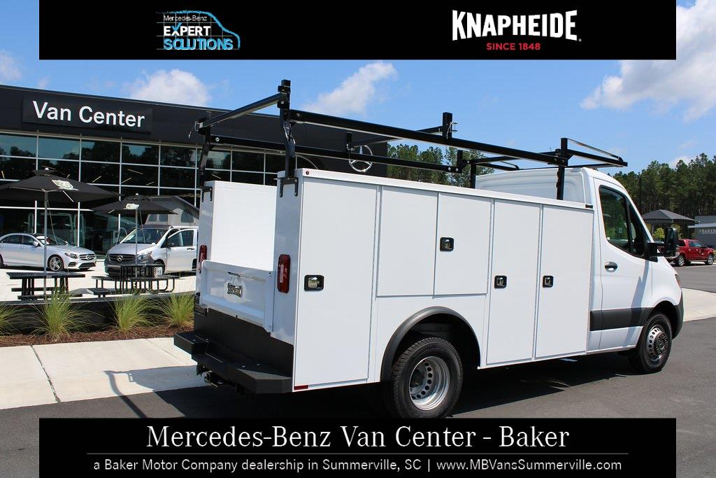 2020 Mercedes-Benz Sprinter 3500XD Standard Roof DRW 4x2, Knapheide Service Body #MV0125 - photo 1