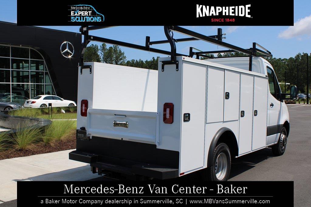 2020 Mercedes-Benz Sprinter 3500XD Standard Roof DRW 4x2, Knapheide Service Body #MV0125 - photo 1