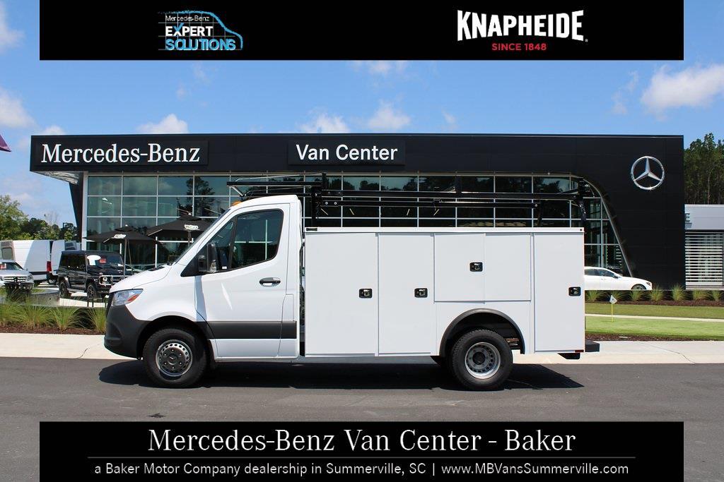 2020 Mercedes-Benz Sprinter 3500XD Standard Roof DRW 4x2, Knapheide Steel Service Body #MV0125 - photo 15