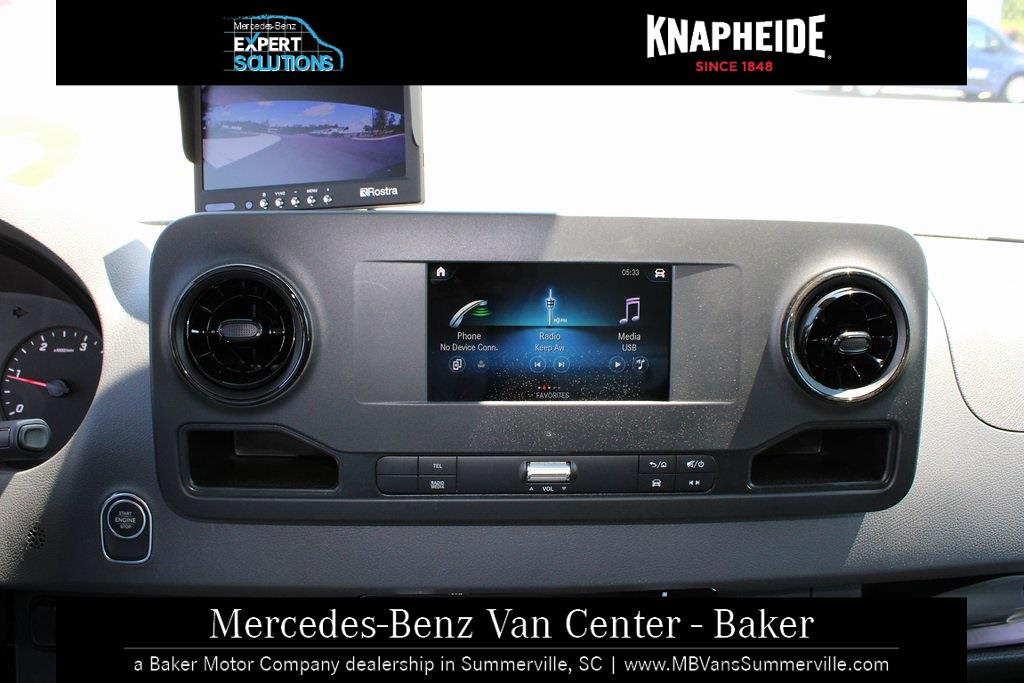 2020 Mercedes-Benz Sprinter 3500XD Standard Roof DRW 4x2, Knapheide Steel Service Body #MV0125 - photo 23