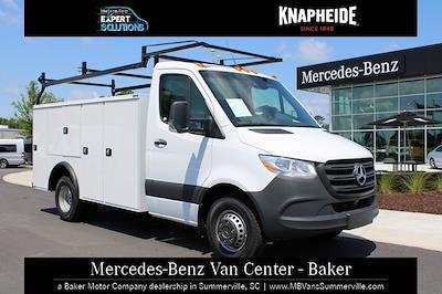 2020 Mercedes-Benz Sprinter 3500XD Standard Roof DRW 4x2, Knapheide Steel Service Body #MV0125 - photo 1