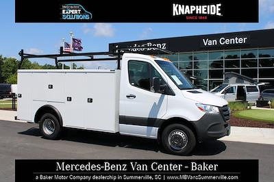 2020 Mercedes-Benz Sprinter 3500XD Standard Roof DRW 4x2, Service Body #MV0125 - photo 3