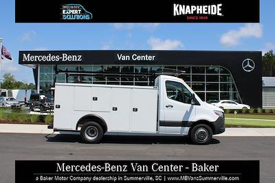 2020 Mercedes-Benz Sprinter 3500XD Standard Roof DRW 4x2, Knapheide Steel Service Body #MV0125 - photo 5
