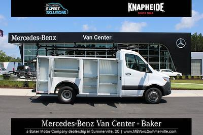 2020 Mercedes-Benz Sprinter 3500XD Standard Roof DRW 4x2, Knapheide Steel Service Body #MV0125 - photo 6