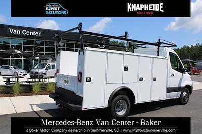 2020 Mercedes-Benz Sprinter 3500XD Standard Roof DRW 4x2, Knapheide Steel Service Body #MV0125 - photo 3