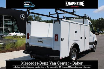 2020 Mercedes-Benz Sprinter 3500XD Standard Roof DRW 4x2, Knapheide Steel Service Body #MV0125 - photo 2