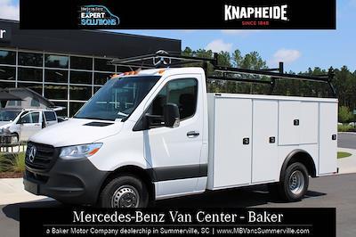 2020 Mercedes-Benz Sprinter 3500XD Standard Roof DRW 4x2, Knapheide Steel Service Body #MV0125 - photo 14