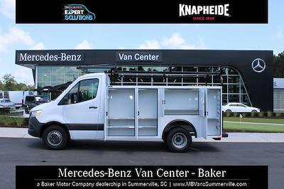 2020 Mercedes-Benz Sprinter 3500XD Standard Roof DRW 4x2, Knapheide Steel Service Body #MV0125 - photo 16