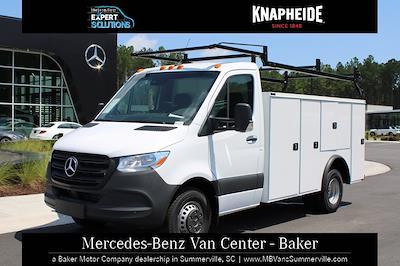 2020 Mercedes-Benz Sprinter 3500XD Standard Roof DRW 4x2, Knapheide Steel Service Body #MV0125 - photo 19