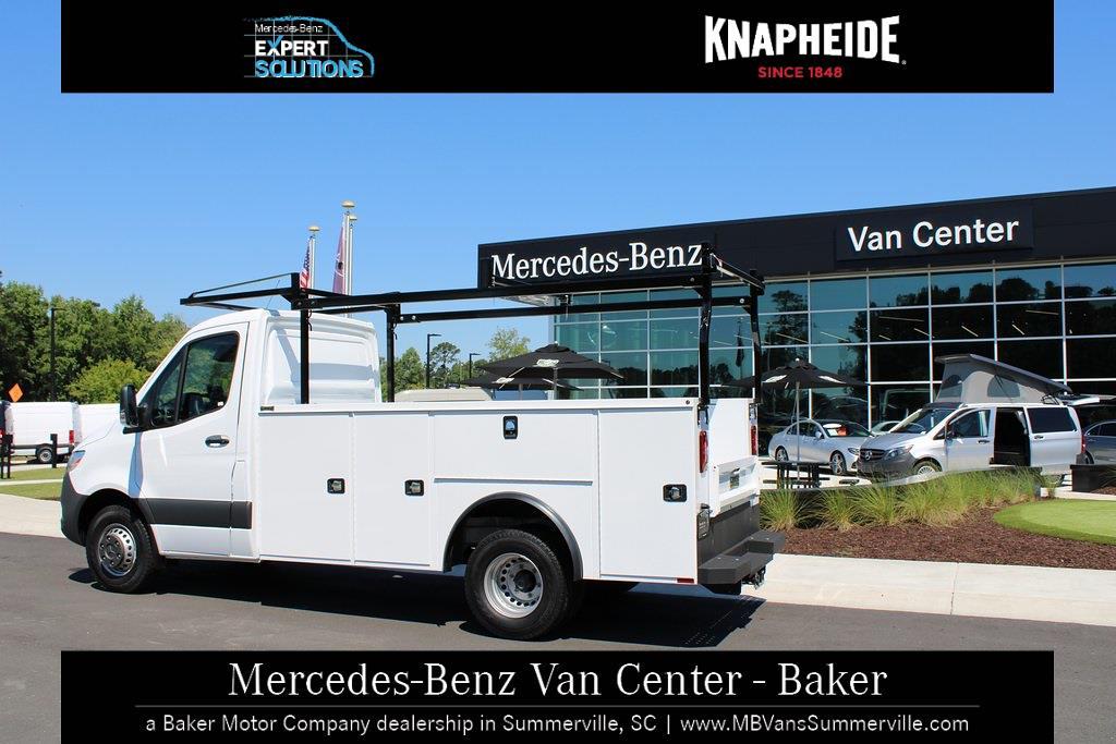 2020 Mercedes-Benz Sprinter 3500XD Standard Roof DRW 4x2, Knapheide Service Body #MV0126 - photo 16