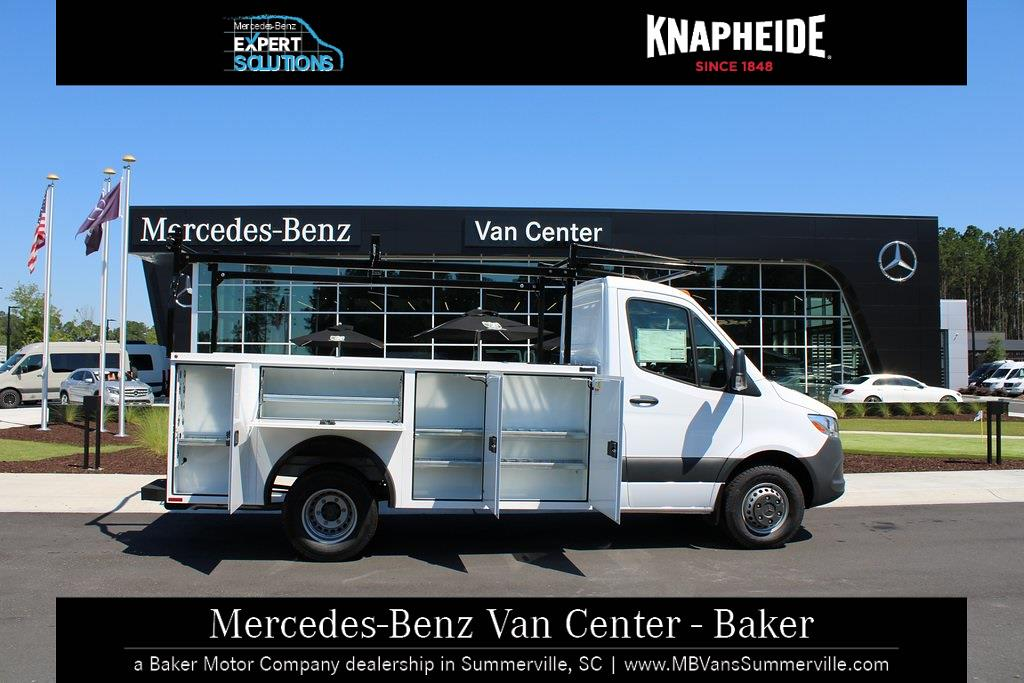 2020 Mercedes-Benz Sprinter 3500XD Standard Roof DRW 4x2, Knapheide Service Body #MV0126 - photo 5