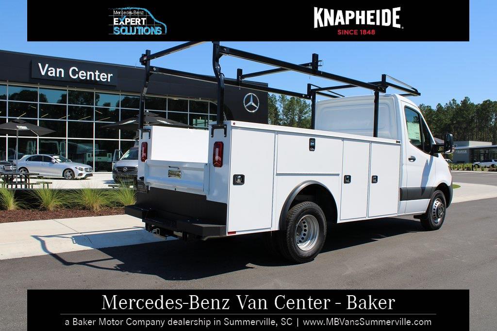 2020 Mercedes-Benz Sprinter 3500XD Standard Roof DRW 4x2, Empty Cargo Van #MV0126 - photo 8