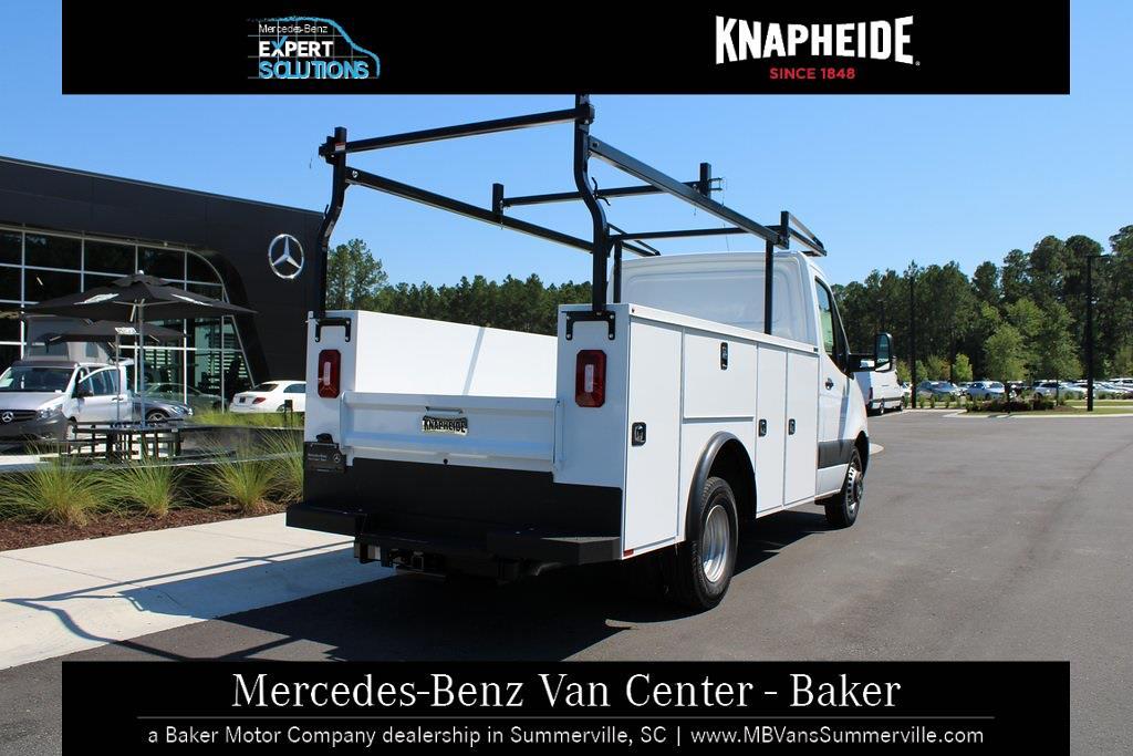2020 Mercedes-Benz Sprinter 3500XD Standard Roof DRW 4x2, Knapheide Service Body #MV0126 - photo 9