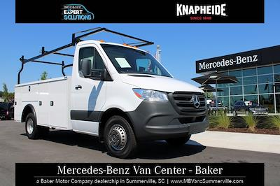 2020 Mercedes-Benz Sprinter 3500XD Standard Roof DRW 4x2, Knapheide Service Body #MV0126 - photo 1