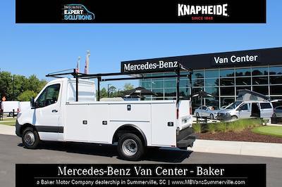 2020 Mercedes-Benz Sprinter 3500XD Standard Roof DRW 4x2, Empty Cargo Van #MV0126 - photo 16