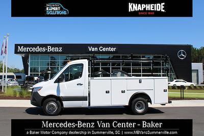 2020 Mercedes-Benz Sprinter 3500XD Standard Roof DRW 4x2, Knapheide Service Body #MV0126 - photo 17